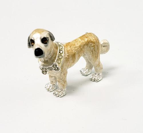 Lanren-Spencer & Posh Pooch Pins w/Austrian Crystals Brooch's - Anatolian Shepherd Dog