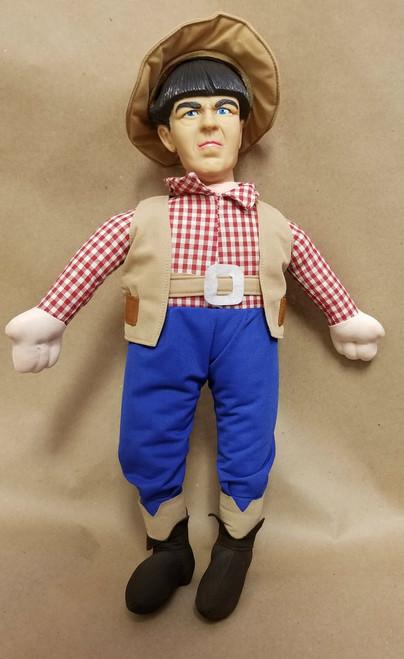 """Moe"" Plush Doll - The Three Stooges"