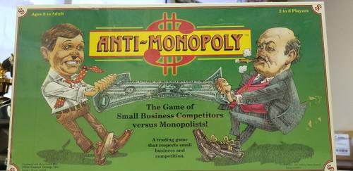 Anti-Monopoly  - RARE & SEALED