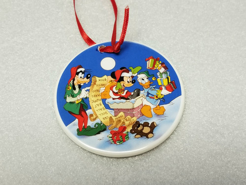 """'Tis The Season """"Checking It Twice"""" Ornament by Grolier Collectibles"""
