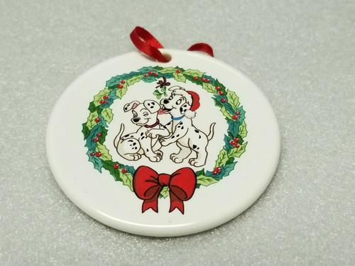"'Tis The Season ""Dalmatians' Delight"" Ornament by Grolier Collectibles"