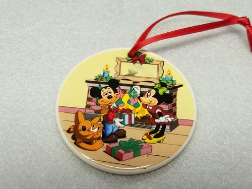 "'Tis The Season ""Mistletoe Magic"" Ornament by Grolier Collectibles"