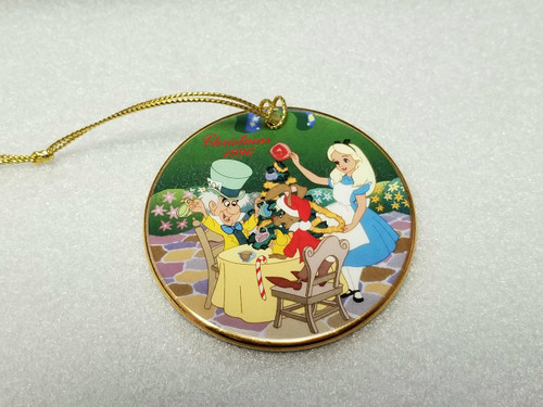 """Grolier Collectibles, Ltd. Christmas 1996 """"Christmas in Wonderland"""""""