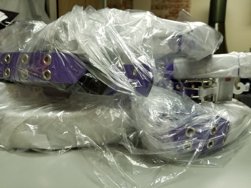 LOT of 30 - Purple No Boundaries Belts 2XL (New With Tags) MSRP $240.00
