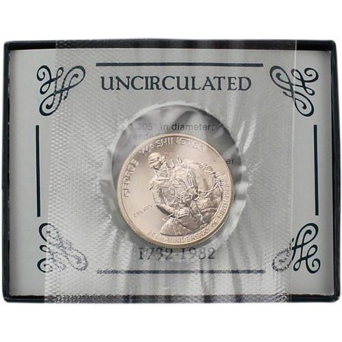 1732-1982 Commemorative Half Dollar 90% Silver Proof