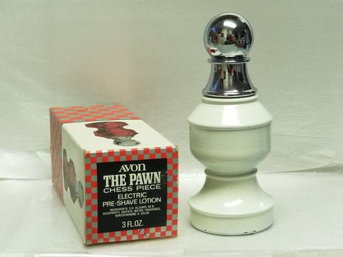 AVON - The Pawn Chess Piece (White)