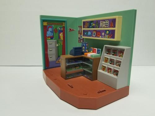 World of Springfield Comic Book Shop
