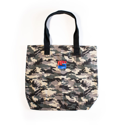 THE CAMO TOTE (SOLD OUT)
