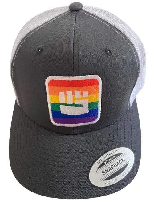 THE PRIDE TRUCKER HAT (SOLD OUT)