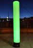 Green Led Pillar