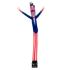 20ft Uncle Sam American themed.