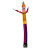 20ft Clown Air Dancer | Inflatable Tube Dancers | Tube Man | Wavy Guy - Free Shipping