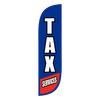 Tax Services 5ft Feather Flag