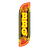 BBQ Feather Flag - 5ft