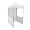 5ft x 5ft Pop Up Tent Canopy Complete Set White