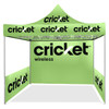 Home Pop Up Tents Pop Up Tents 10ftCricket Wireless - 10ft X 10ft Pop Up Tent Canopy Complete Set Green Cricket pop up tent 10ft x 10ft Cricket pop up tent 10ft x 10ft Cricket Wireless Pop UP Tent 10ft x 10ft - Tent Only Share Cricket Wireless - 10ft x 10ft Pop Up Tent Canopy Complete Set Green