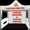 Custom Pop Up Tent Canopy Complete Set 10ft x 10ft