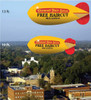 Advertising Blimps  11ft & 14ft