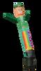6ft Leprechaun Air Dancer