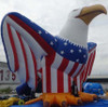 American Eagle Balloon side