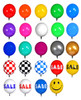 Balloon Colors