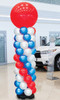 Indoor Balloon Tower Kit 9ft Display