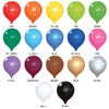 12'' Balloon Colors