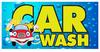 Vinyl Banner Car Wash