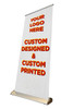 Retractable Banner - CUSTOM PRINTED