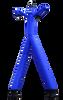 Two Legged Blue Air Dancer