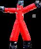 Two Legged Red Air Dancer