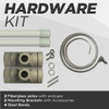 Light Pole Hardware Kit