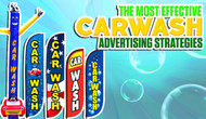 THE MOST EFFECTIVE CAR WASH ADVERTISING STRATEGIES