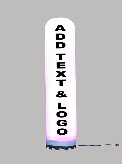 Custom Led Pillar