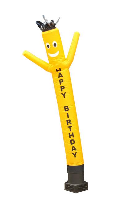 6ft Happy Birthday Air Dancer