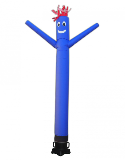 Blue Inflatable Air Dancer 10ft