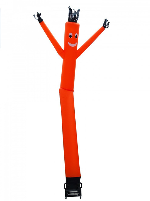 20ft Orange air dancer