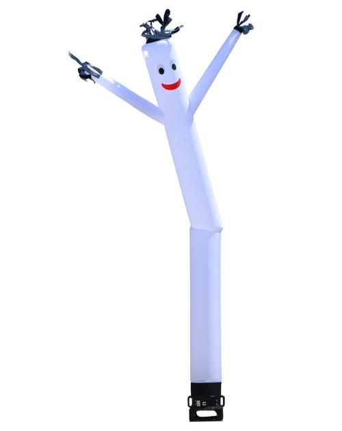 White Air Dancer