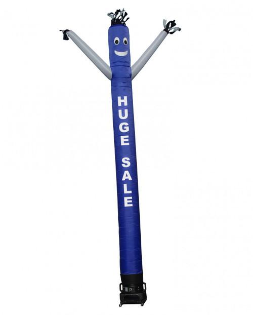 20ft HUGE SALE Blue Air Dancer