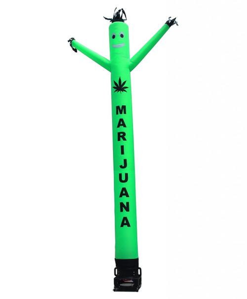 20ft Marijuana Air Dancer
