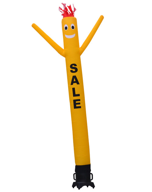 Yellow SALE 10ft Air Dancer