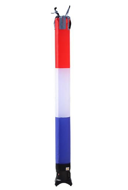 Red, White, & Blue USA Tube 10ft