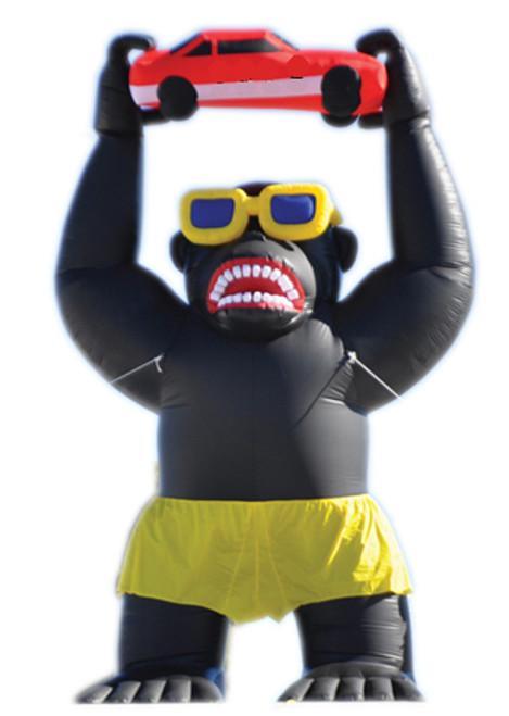 20ft Giant Black Gorilla