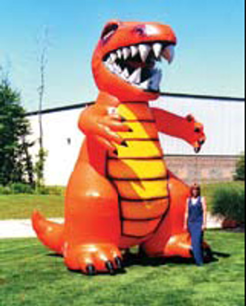 20ft T-Rex Balloon