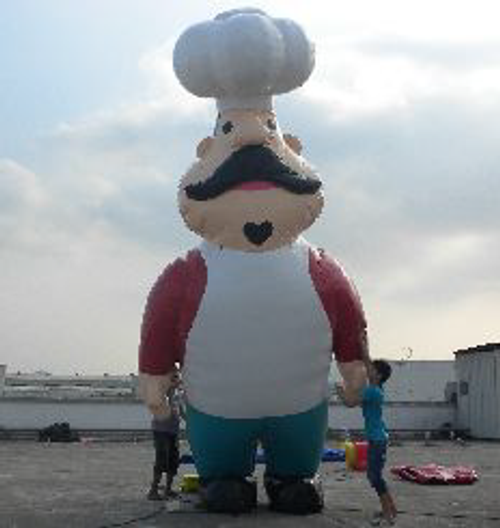 20ft Chef Balloon