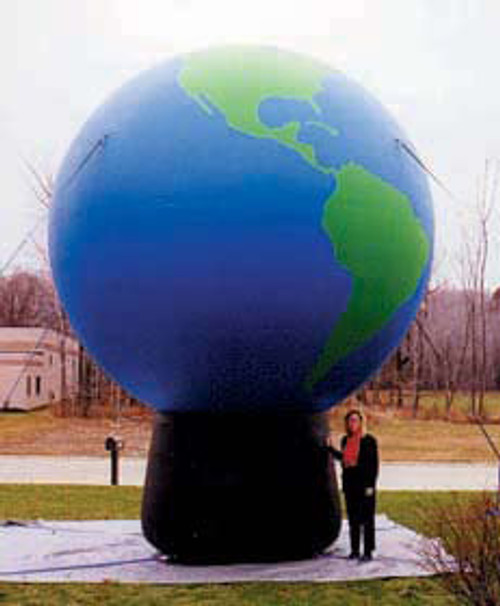 20ft Globe Balloon