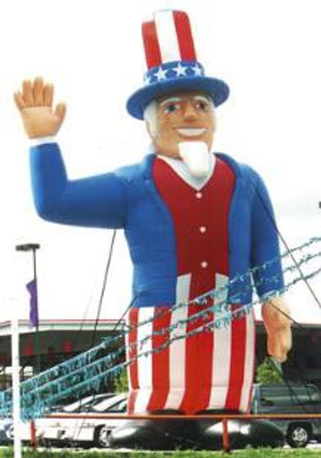20ft Uncle Sam Balloon