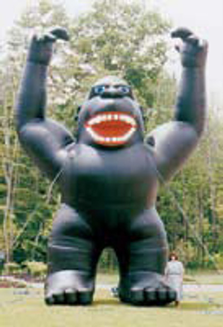 20ft Black Kong