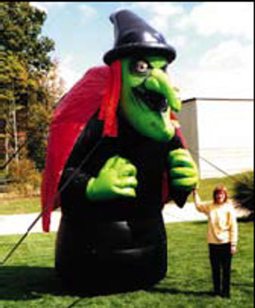 20ft Witch Balloon