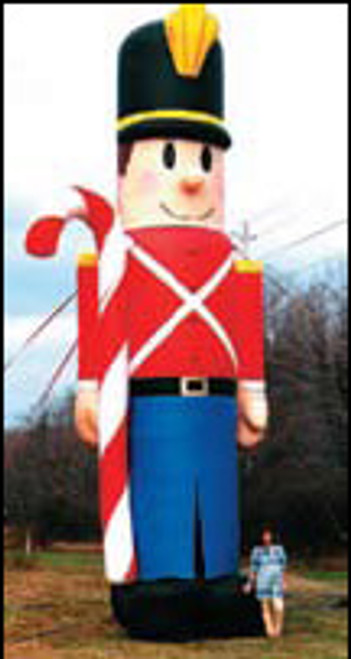 20ft Toy Soldier
